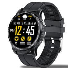 Смарт часы lige мужские с сенсорным экраном и поддержкой bluetooth