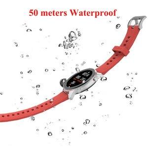 Image 3 - Amazfit GTR 42 مللي متر Huami النسخة العالمية ساعة ذكية 12 أيام بطارية لتحديد المواقع 5ATM مقاوم للماء Smartwatch