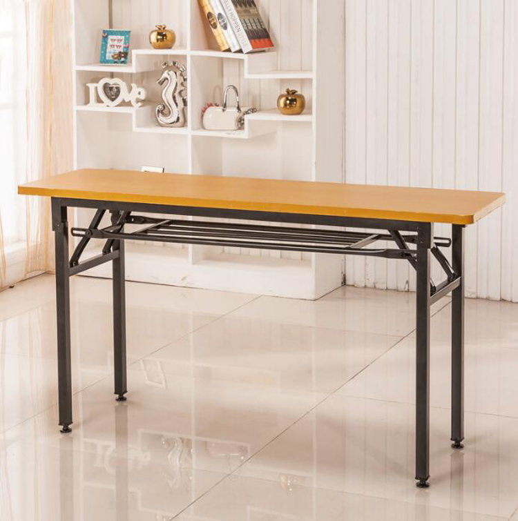 Folding Table Office Conference Table Portable Folding Table Simple Training Table Study Learning Computer Desk Office Table