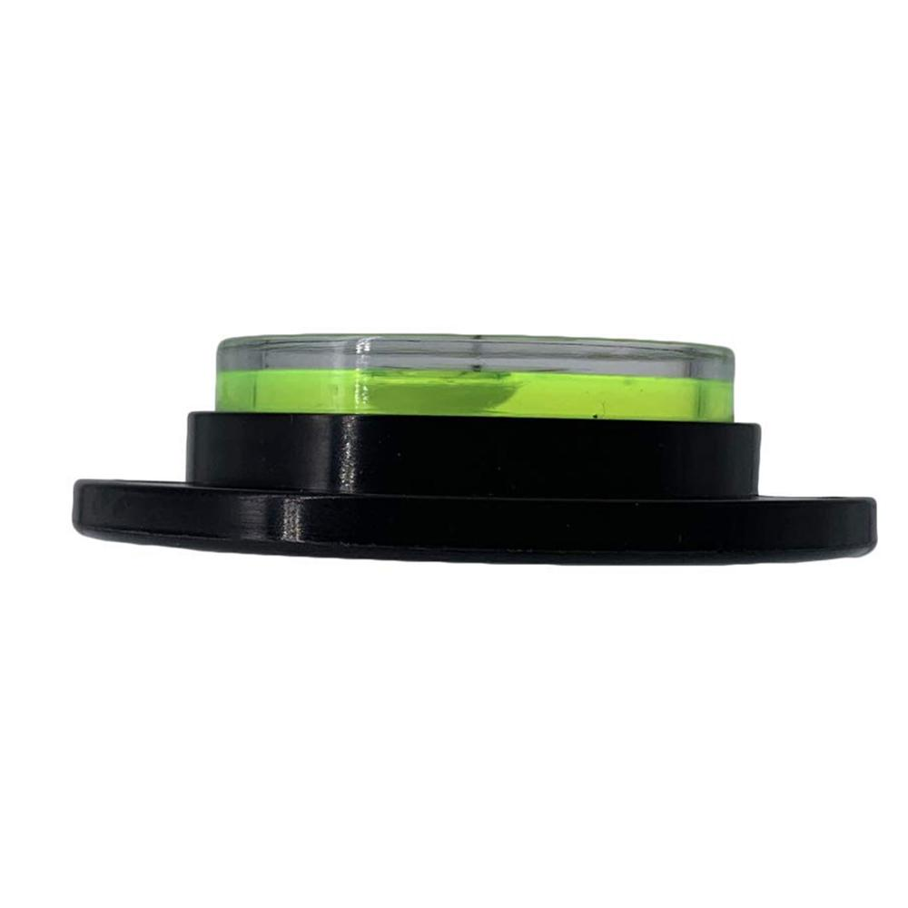 50MM Universal Level Instrument Horizontal Bead Horizontal Bubble Level Belt Positioning Hole Through 50x13mm|Level Measuring Instruments| |  - title=
