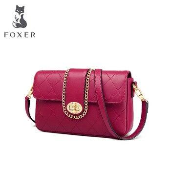 women leather bag  2020 New Korean Simple Messenger Bag Fashion rhombus small square bag
