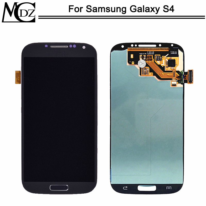 Neue Für <font><b>Samsung</b></font> <font><b>Galaxy</b></font> <font><b>S4</b></font> <font><b>LCD</b></font> Display + Touch <font><b>Screen</b></font> Digitizer Montage image