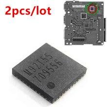 2 pièces NS Switch carte mère de contrôle de charge puce IC compatible HDMI M92T55 pour Nintendo Switch accessoires de réparation Audio vidéo
