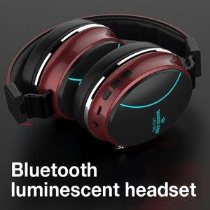 Image 3 - SANLEPUS אלחוטי אוזניות Bluetooth אוזניות סטריאו מתקפל אוזניות HIFI סטריאו אוזניות Bluetooth אוזניות מוסיקה אוזניות
