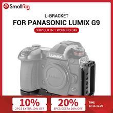 Smallrig G9 L Beugel Voor Panasonic Lumix G9 Camera L Plaat Quick Release Voor Statief Monopods Hechten 2191