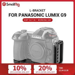 Image 1 - Smallrig G9 L Beugel Voor Panasonic Lumix G9 Camera L Plaat Quick Release Voor Statief Monopods Hechten 2191