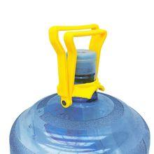 Бутылка вода ручка энергия экономия более толстый двойной ведро ведро подъемник устройство переноска держатель