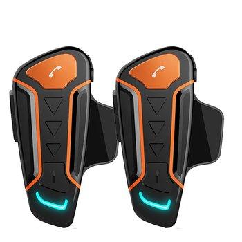 Wt003 1000M Ip67 Waterproof Motorcycle Helmet Walkie-Talkie Motorcycle Walkie-Talkie Headset With Fm Radio Double package