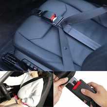 Pregnancy Seat Belt Car Pregnant Woman Expectant Mother Car Safety Belt Adjuster Comfort Safe Protect Unborn Baby(China)