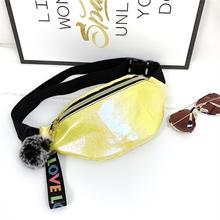 Осенняя Новая модная простая мини дикая женская поясная сумка, кожаная модная поясная сумка с ремнем, сумки через плечо, популярный