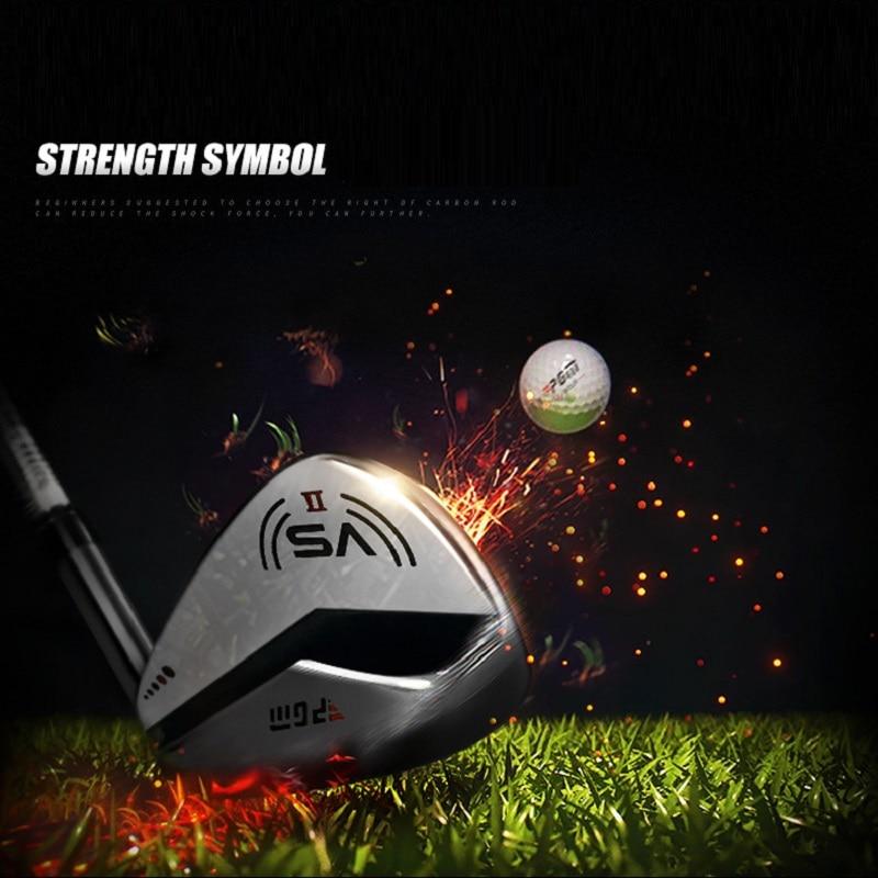 Golf Club homme Golf 7 fer Golf acier inoxydable fer carbone