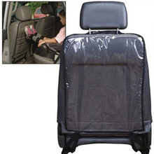 Car Auto Seat Back Protector Cover Backseat Organizer for Children Kick Mat Mud Clean Backseat  Car Accessories