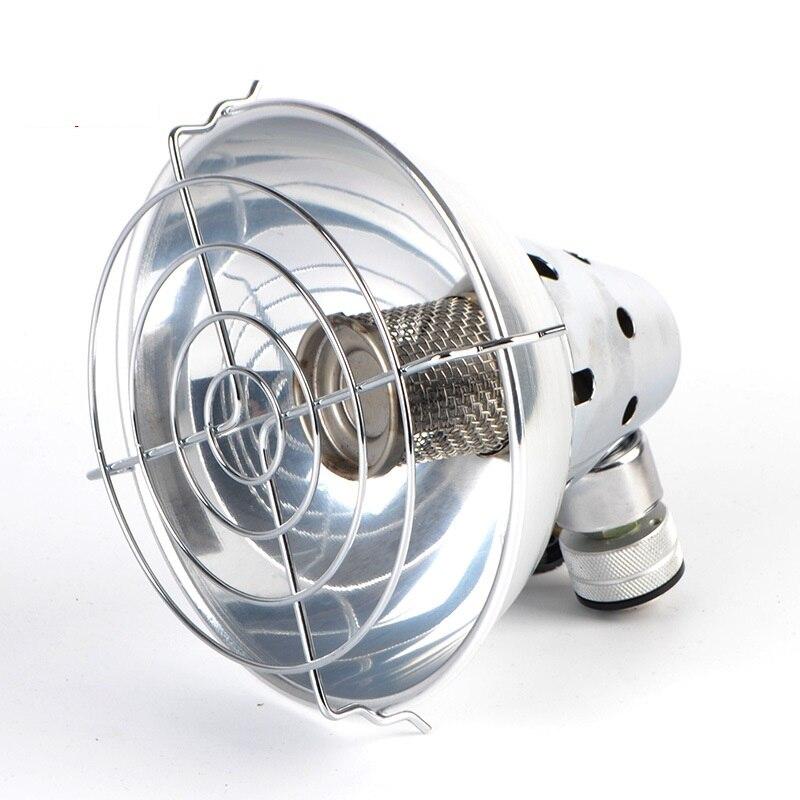 Mini chauffe-gaz extérieur Spot Camping équipement plus chaud haute qualité Portable chauffage au gaz cuisinière randonnée pique-nique