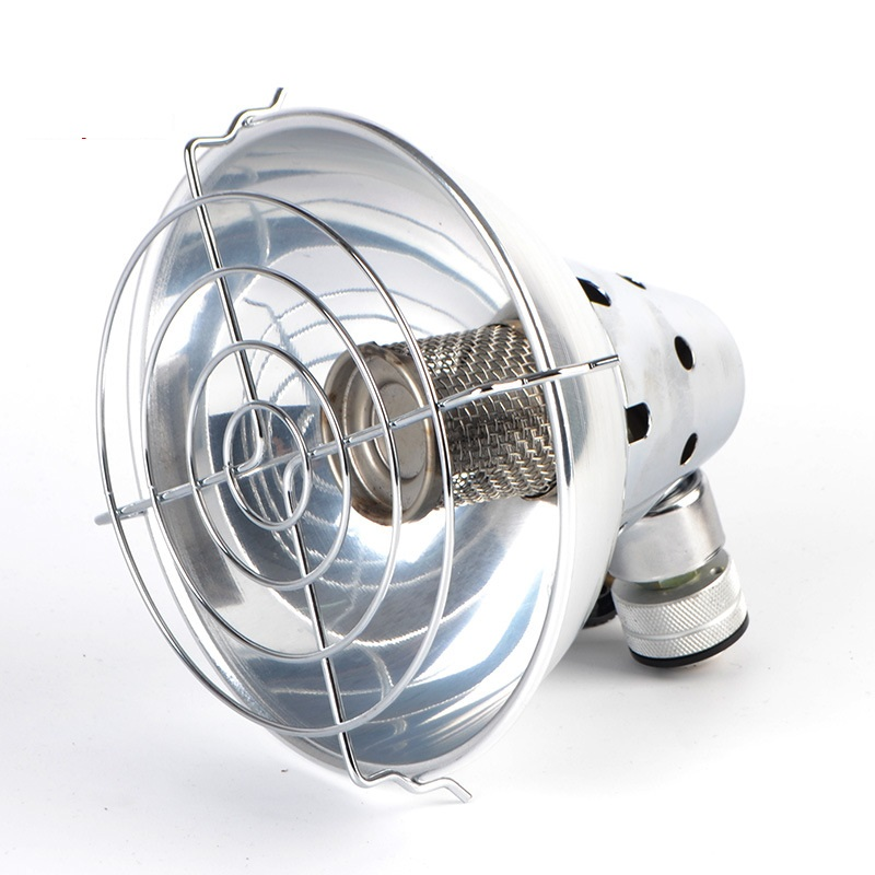 Outdoor Mini Gas Heater Spot Camping Equipment Warmer High Quality Portable Gas Heating Cooking Stove Hiking Picnic