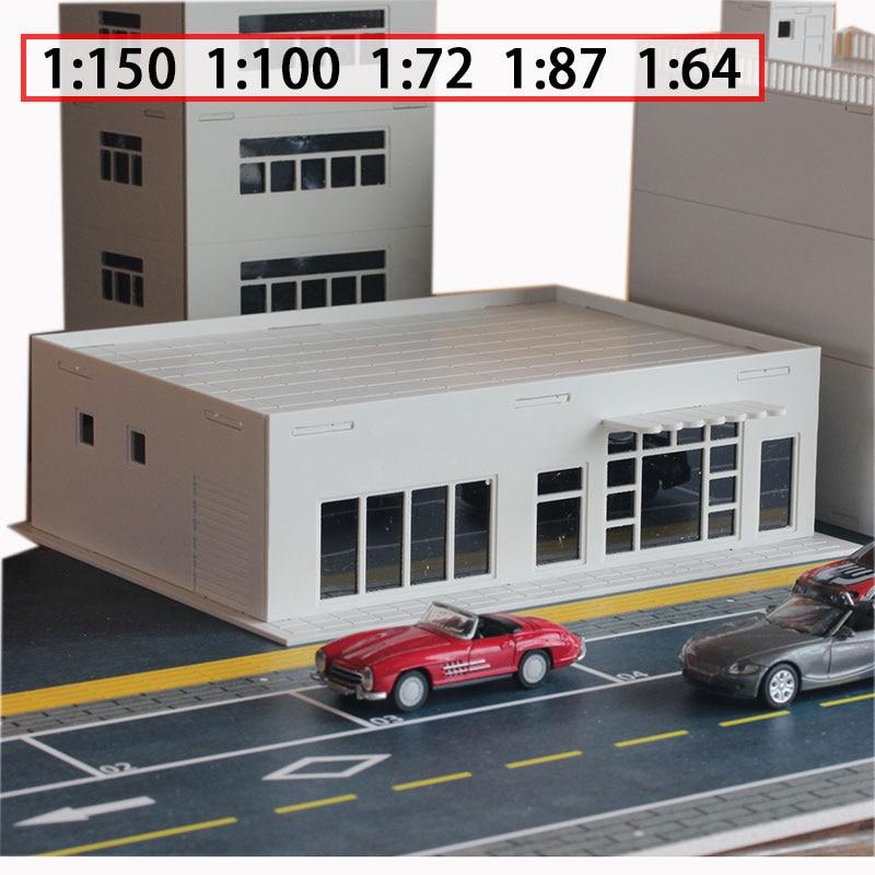 Miniature Model  Simulation Building  Store Convenience Store Model  Street View Scene 1:150 / 100 / 72 / 87 / 64