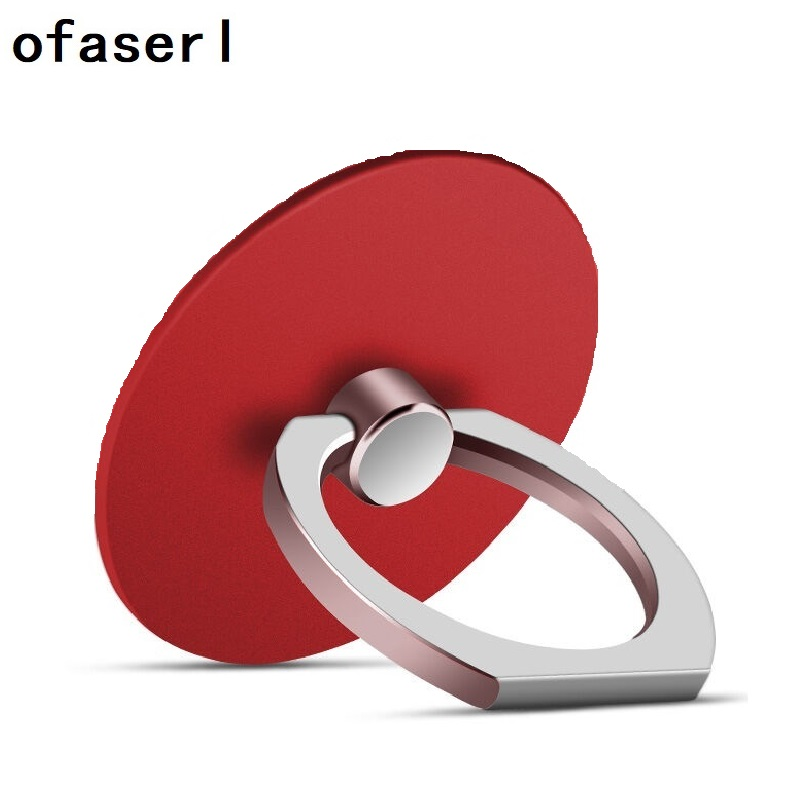 360 Degree Mobile Phone Stand Holder Finger Ring Mobile Smartphone Phone Holder Stand Diamond For IPhone Huawei All Phone