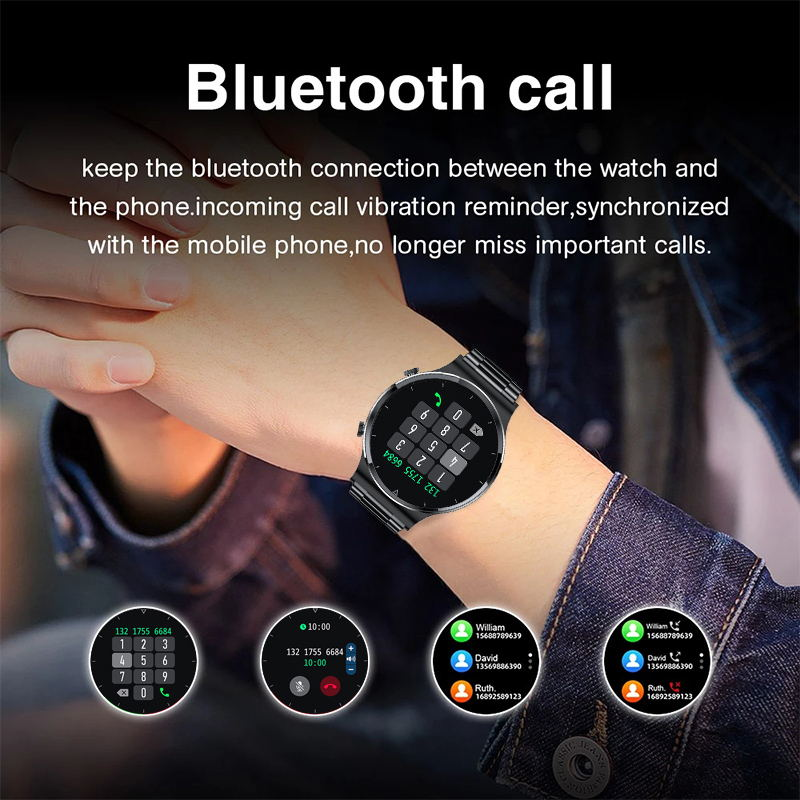 LIGE New Smart watch Men Heart rate Blood pressure Full touch screen sports Fitness watch Bluetooth LIGE New Smart watch Men Heart rate Blood pressure Full touch screen sports Fitness watch Bluetooth for Android iOS smart watch
