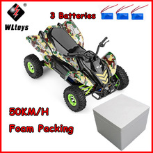 1/12 High Speed RC Car 12428-A 2.4G 4WD Brushed Off-road Motorcycle Remote Control Viechle Machine RTR RC Buggy Off-Road car toy big hbx 12889 thruster 1 12 rc car 2 4ghz 4wd drift remote control car rtr desert truck off road high low speed dual servos