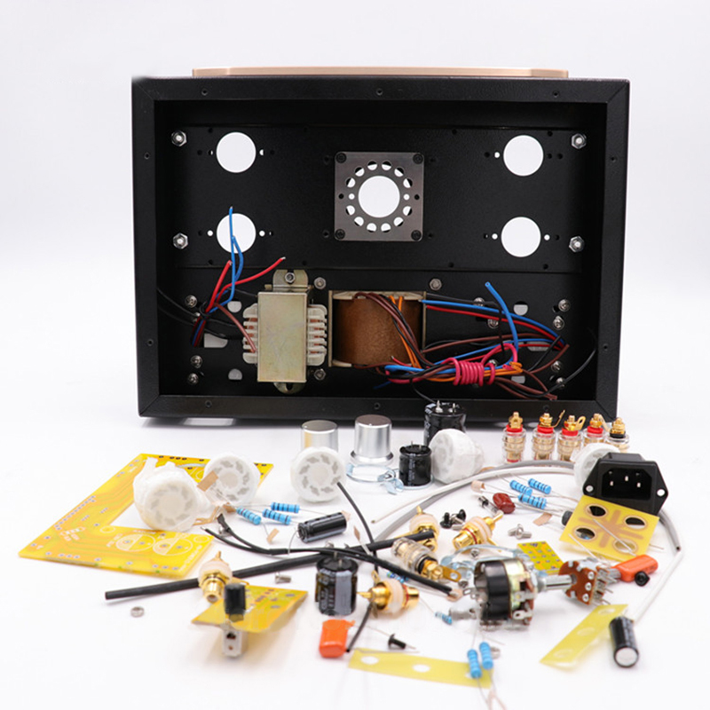 Boyuu-BYA9-EL34-Tube-Amp-OR-DIY-Set-HIFI-EXQUIS-Assembled-or-Unassembled-A9-Single-Ended (5)