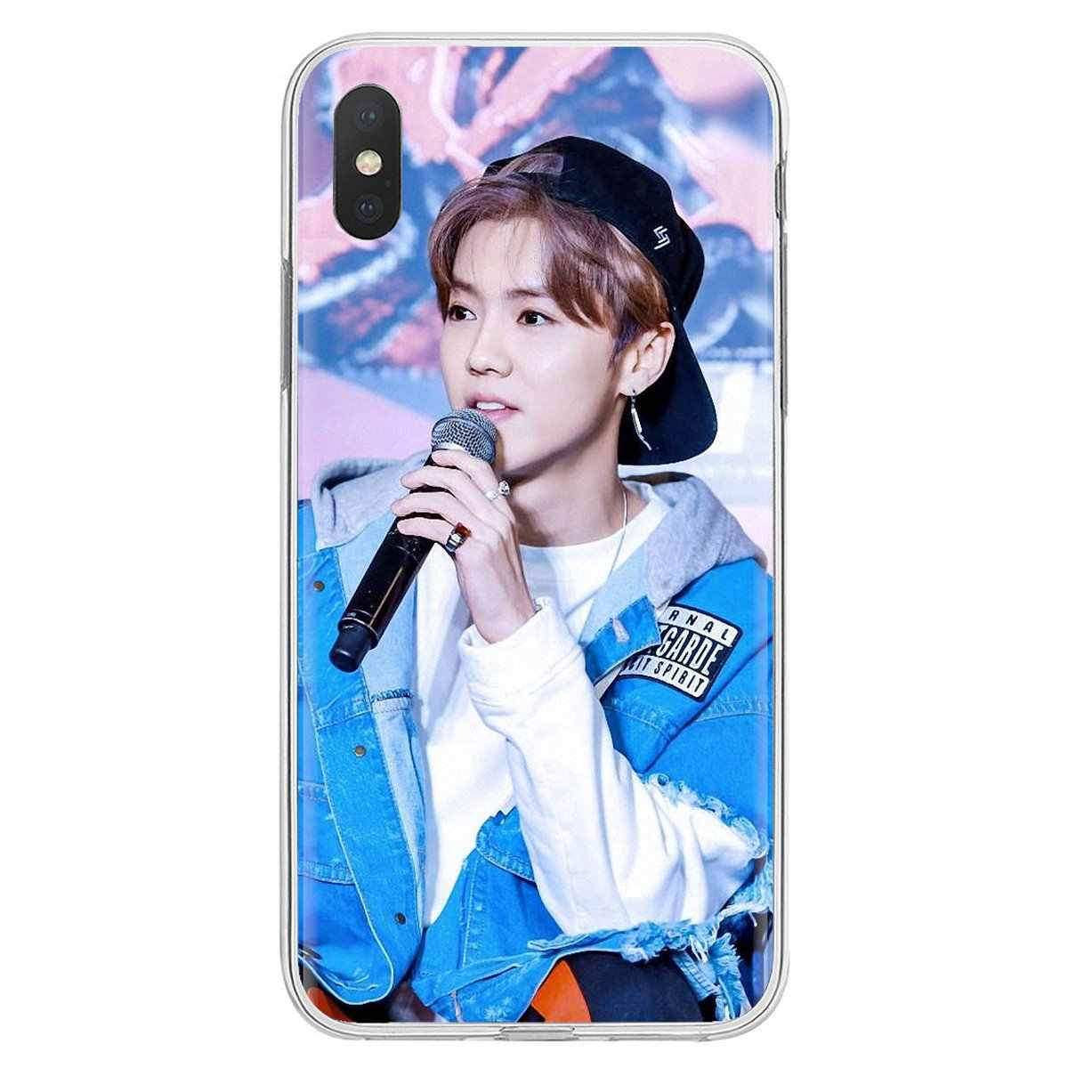 Exo lay suho luhan oh se hun smartphone silicone caso de telefone para bq aquaris c u2 u v x2 x lite pro plus e4.5 m4.5 x5 e5 4g m 2017