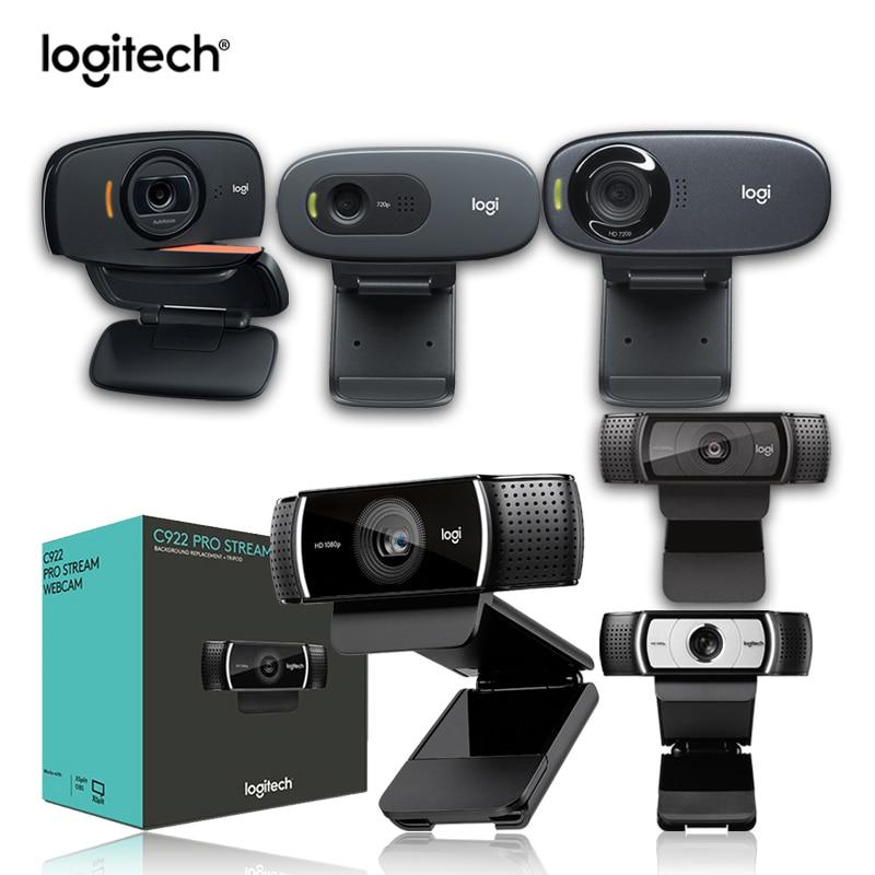 Logitech C920E 1080p HDWeb Camera With Built-in HD Microphone C930C Video C922 C525 C310 C270 Suitable For Desktop Or Laptop