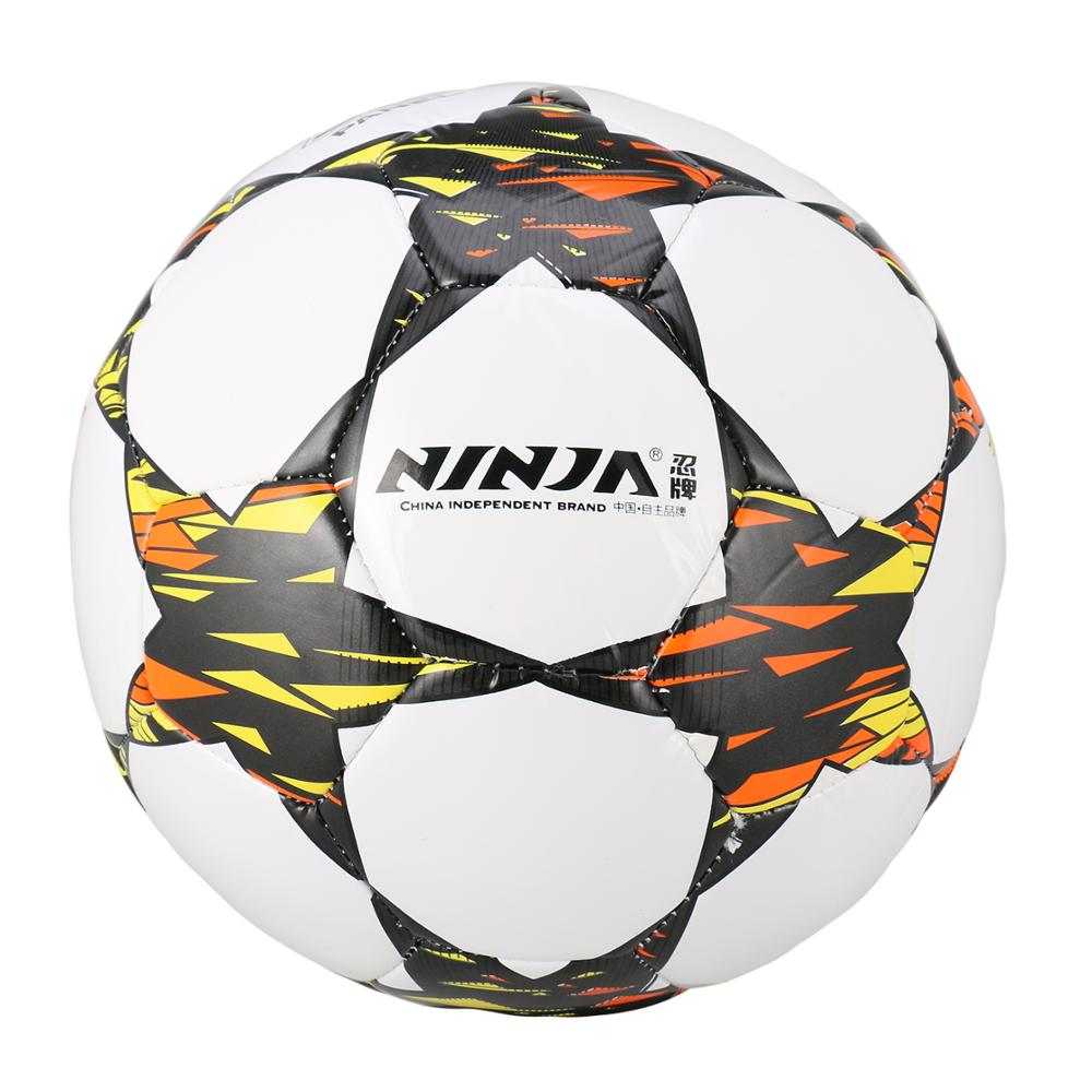 2019 Professional Match Football Official Size 4 Size Soccer Ball PU Premier Football Sports Training Ball N7522