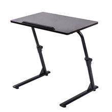 Folding Lifting Laptop Table Computer Desk Bedside Sofa Bed Adjustable Notebook Stand Table Study Desk