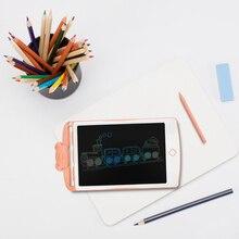 Электронная доска для рисования для детского ЖК-экрана, планшет для письма, цифровой графический планшет для рисования, планшет для рукописного ввода+ ручка