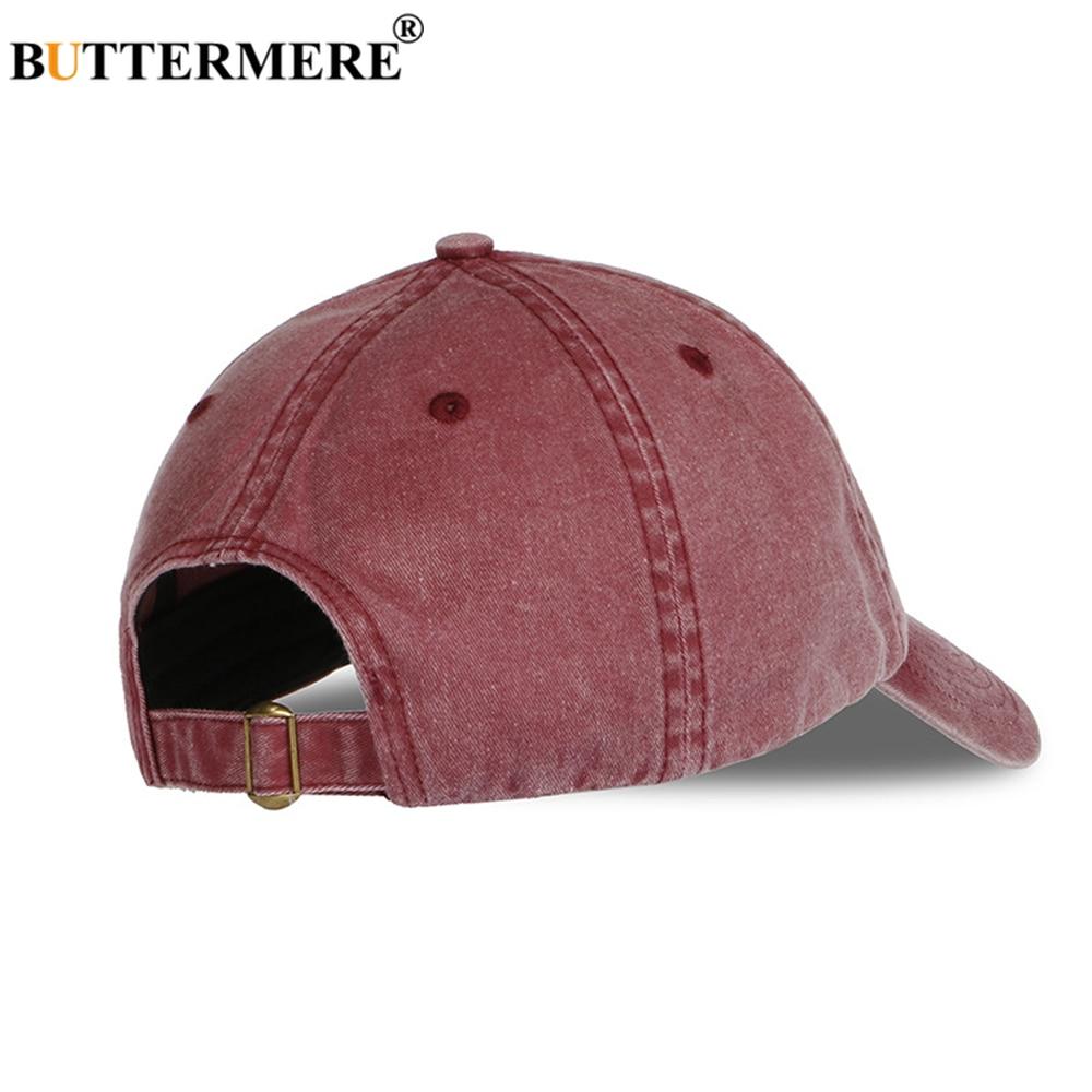 Image 4 - BUTTERMERE Hat Men Shark Baseball Cap Black Famale Male Autumn Winter Snapback Designer Brand Dad Hat