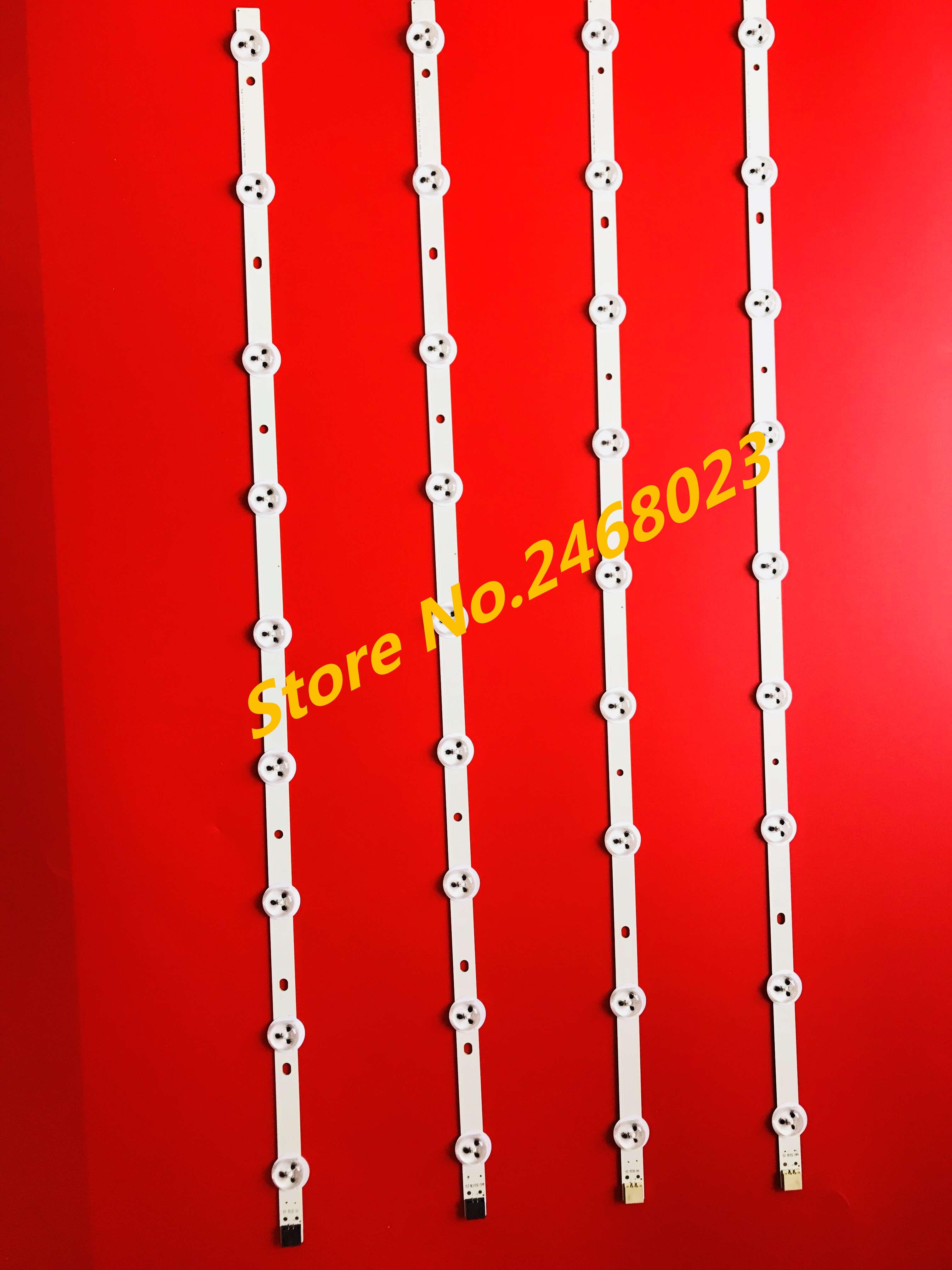 LED Backlight Strip 9 Lamp For 32LS3400-UA 32LM340 32LS3400 LC320DXN-(SE)(R3) / LC320DXN(SE)(R1) / LED32A2000V / LED32A2000i