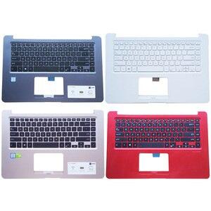 ¡Novedad de 95%! Cubierta superior de reposamanos para teclado ASUS Vivobook S510 S510UN X510 X510UA A510 F510 X510UQ UN serie UR