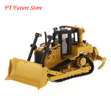 In Stock Collectible DM 1/64 Alloy Diecast D6R Track-Type Tractor Dozer Construction Vehicle 85607 Car Toy Model for Fans(China)