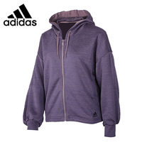 Original New Arrival Adidas W Gather Hoodie Women's Pullover Hoodies Sportswear