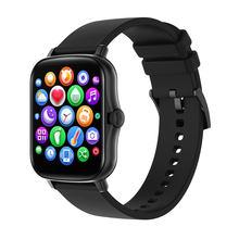 Y20 relógio inteligente homem mulher pk p8 mais relógios inteligentes rastreador de fitness relogio inteligente relógio quadrado 1.7 polegadas toque completo