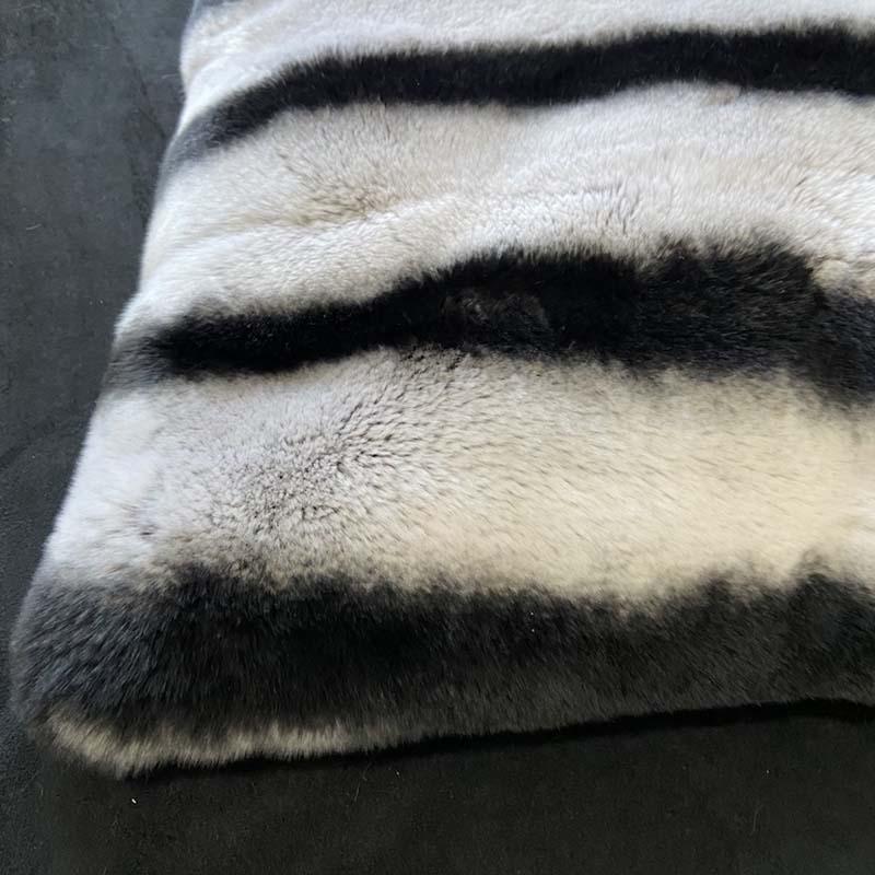 rex chinchilla pillow cover 5