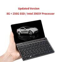 GPD Tasche 2 Pocket2 8GB 256GB 7 Zoll Touch Screen Mini PC Tasche Laptop Notebook CPU Intel Celeron 3965Y Windows 10 Syste