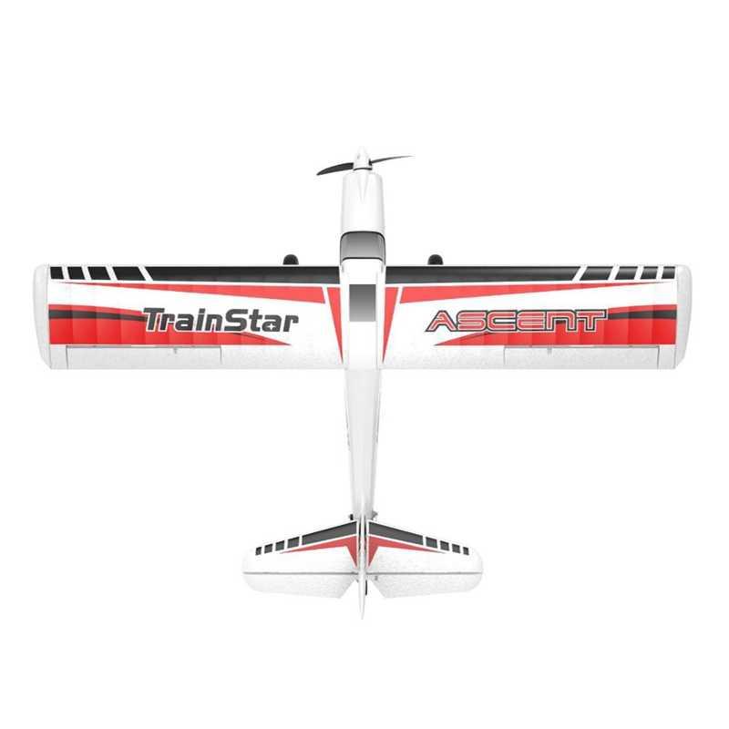 Volantex TrainStar Ascent 747-8 Sải Cánh 1400Mm EPO Huấn Luyện Máy Bay RC Máy Bay Bộ/PNP
