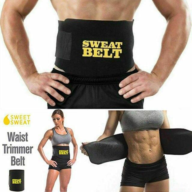 Women Sweat Body Suit Belt Shaper Premium Waist Trimmer Belt Waist Trainer Corset Shapewear Slimming Vest Underbust