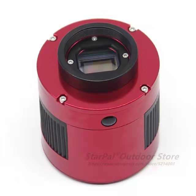Камера астрономическая ZWO ASI 1600 мм Pro с охлаждением и глубоким небом, высокоскоростная USB3.0 ASI1600 мм Pro (256 Мб DDRIII буфер)