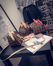 Women Bag Fashion Handbag Shoulder Luxury Female Designer Messenger Leather Casual