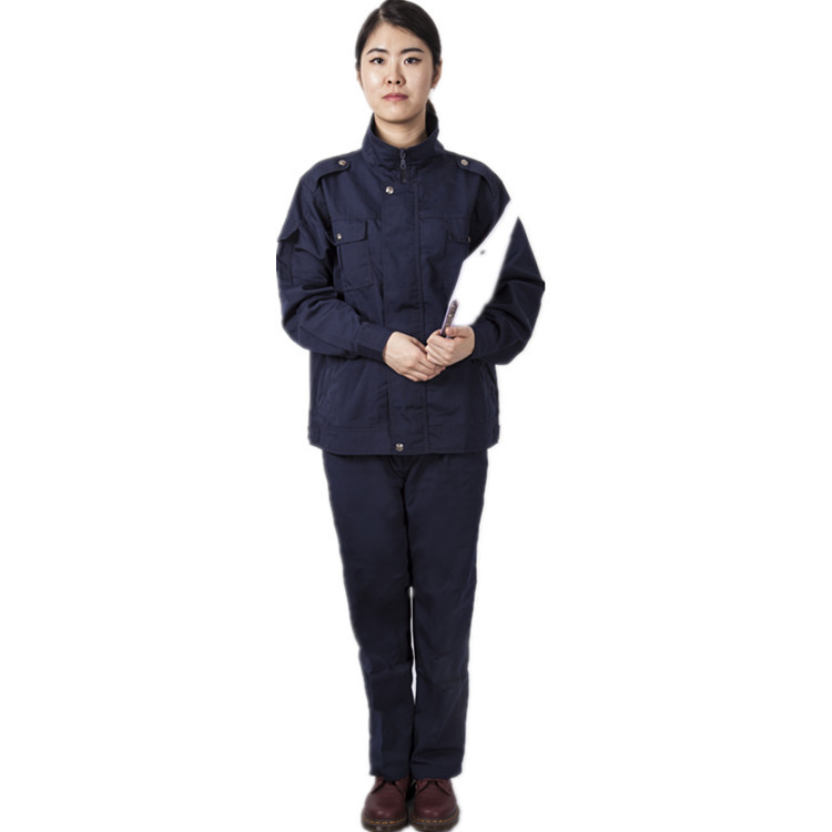 Manufacturers Direct Selling Hotel Security Staff Property Uniform General Workwear Set Uniform Customizable Bulk Production