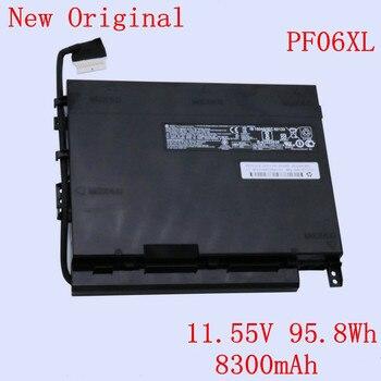 New Original PF06XL Laptop Li-ion Battery for HP 17-W110ng TPN-Q174 HSTNN-DB7M 853294-850 853294-855 11.55V 95.8Wh 8300mAh