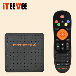 Image 5 - GTMedia decodificador de señal Digital Ifire, nuevo estilo, I P TV, FULL HD, 2019 P (H.265), módulo WIFI integrado, TV Box, 1080