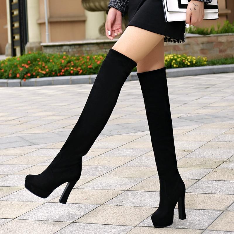 boots knee|knee length