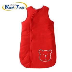 Image 3 - Anne çocuk yatağı bebek uyku tulumu çanta yenidoğan bebek uyku tulumu kış kalın bebek Sleepsacks sıcak Saco De Dormir Infantil