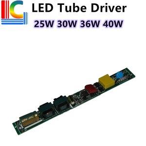 Image 4 - Groothandel 80 Pcs 25W 30W 36W 40W Led Tube Driver 300mA 350ma 380mA 420mA 450mA Power supply 110V 220V T8 T10 Verlichting Transformator