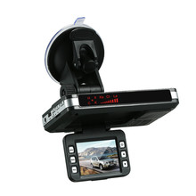 2020 NEW For 2 in 1 MFP 5MP Car DVR Recorder+Radar speed Detector Trafic Alert English Dropshipping Backup Camera 2.27 2 4 car dvr car radar detector english