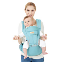 Hands Free Useful Portable Baby Carrier For Infants Lightweight All Season Cotton Adjustable Breastfeeding Cover Nursing Cover