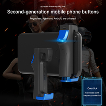 Pubg Mobile Gamepad Pubg Controller Inverter L1R1 Grip with Joystick / Trigger L