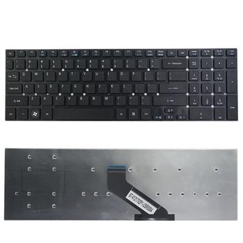 ¡Envío gratis! Teclado estándar para ordenador portátil, para Acer E1-572 EK E5-571G 570 510 511 531 572 551 572G V5WE2, 1 unidad